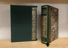 The Book of Common Prayer: Folio Society in Slipcase