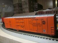 N&W REFRIGERATED MECHANICAL REEFER 60 'ATHEARN 1/87 RTR MISSOURI PACIFIC NW