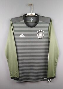 Germany player issue jersey s. 6 2016 long sleeeve shirt BQ7489 Adidas ig93