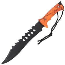 Hunters Blaze Outdoor Fixed Blade Wilderness Full Tang Knife