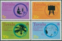Tuvalu 1977 SG54-57 South Pacific Commission set MNH