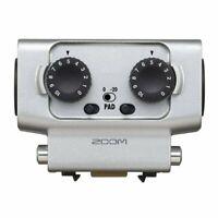 Zoom EXTERNAL XLR TRS INPUT EXH-6 for H5 H6 Q8 U-44 F4 4515260012367