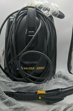McCulloch 1500W Multipurpose Deluxe Canister Steam Cleaner 23 Accessories MC1385