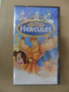 HERCULES  VHS I Classici Walt Disney videocassetta NUOVA SIGILLATA