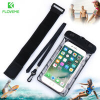 Swimming Waterproof Underwater Pouch Bag Pack Dry Case For iPhone Samsung Phone