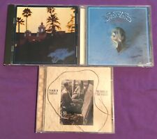 The Eagles 3 CD Lot Hotel California Greatest Hits Common Thread Free Shipping