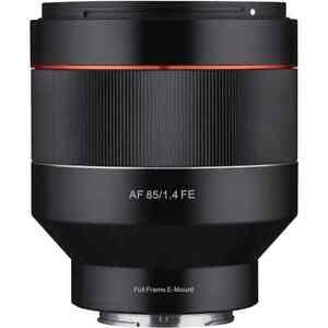 SAMYANG 85mm f/1.4 AF Sony FE Full Frame