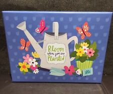 Papyrus Bloom where you are planted -4 designs 20 note cards w/lined envelopes.