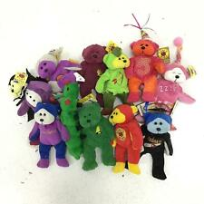 11 Beanie Kids Plushie Collectable Toys #209
