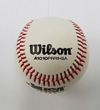 Wilson A1010PRO High School/College NFHS Stamped Baseball With The IHS Logo