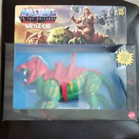 "Masters The Universe Origins Battle Cat He Man Mattel MOTU 6.75"" Action Figure R"