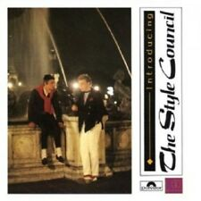 THE STYLE COUNCIL-Introducing-The Style Council CD 7 Tracks Brit Pop NEUF