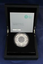 """2013 Silver Proof 5oz £10 coin """"Royal Christening"""" in Case with COA   (F7/58)"""
