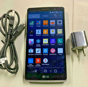 LG G Stylo H634 - 8GB - Metallic Silver (Cricket unlocked) Smartphone