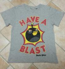 H&M Jungen T-Shirt mit Angry Birds Motiv Gr.158 - 164 Top!