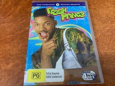 The Fresh Prince Of Bel-Air The Complete Second Season (PG, DVD R4)