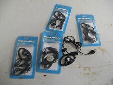 5 x Workman DM/4 Icom Mic. & Ear Phone for Maxon / Midland etc.