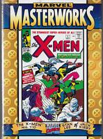 Marvel Masterworks The X-Men by Jack the King Kirby & Stan Lee 1998 HC OOP