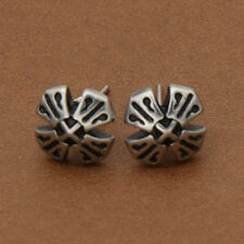 Vintage Punk Gothic Cross Earring Ear Stud Unisex Jewellery Accessories Gift
