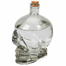 Skull decanter glass wine 760ml paypal