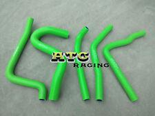 Silicone Radiator Hose for Kawasaki KX250 KX 250 1990 1991 1992 1993 90 91 92 93