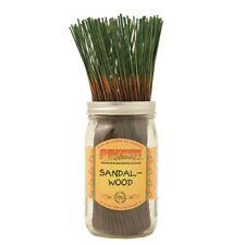 Wildberry SANDALWOOD Incense 10 stick pack FREE SHIPPING! Sandal Santal Sandle