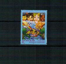 X44 NUOVA CALEDONIA GIORNATA MONDIALE DELLA PACE splendido francobollo