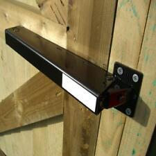 Garden Gate Closer Hydraulic Spring Self Closing Adjustable Single Action 50kg