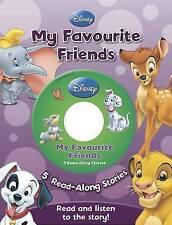 Disney Friends 5 Book Slipcase by Parragon Book Service Ltd (Hardback, 2011)
