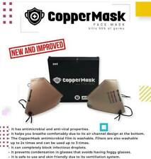 Coppermask 2.0 Version Facemask Authentic