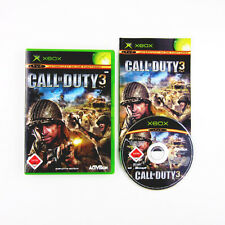 XBOX Spiel CALL OF DUTY 3 (USK 18) in OVP mit Anleitung