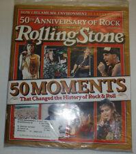 Rolling Stone Magazine Eminem & Mick Jagger John Lennon SEALED June 2004 021715R