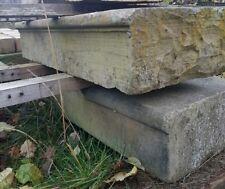 Original stone bullnose steps reclaimed from Yorkshire castle