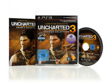 Ps3 jeu uncharted 3-Drake 's Deception-Game of the year Edition Allemand B