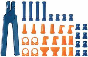 "Haas Lathe Adapter Kit for 1/4""Loc-Line® USA Original Modular Hose System #40475"