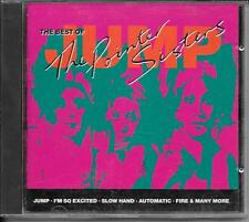 CD COMPIL 18 TITRES--THE POINTER SISTERS--THE BEST OF
