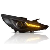 VLAND LED Headlights with DRL for Hyundai Sonata 2011-2015 Hybrid