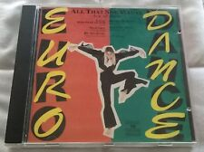 Varios Artistas - Euro Dance - CD Compilation - 1993 - Ace Of Base East 17 2Unli