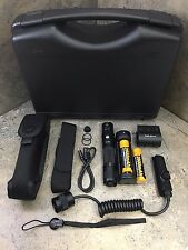Fenix PD35 Tactical Flashlight Gun Kit - 1000 Lumens - 6 Modes - PD35TACBK
