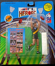 AFL HEROES - RICHMOND TIGERS Action Figure RARE 1990s