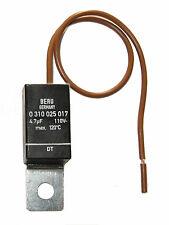 BERU 4.7µF noise dampener capacitor Audi 0310025017 (0 310 025 017) 4.7µF 110V