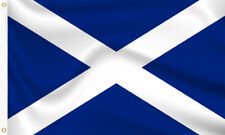 More details for scotland flag st andrews scottish navy hand, 3x2, 5x3, 8x5 feet by onefiftyflags