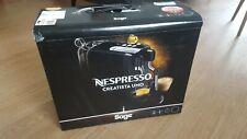 Nespresso-Maschine The Creatista Uno mit Milchaufschäumer (Sage SNE500BKS)