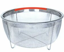 Salbree Instant Pot Steamer Basket Accessories Stainless Steel Strainer