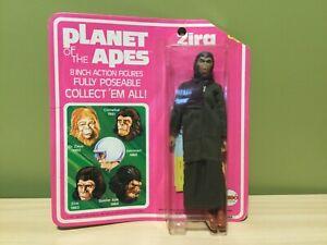 MEGO Planet of The Apes Zira Figure MIB on Kresge Card w/catalog