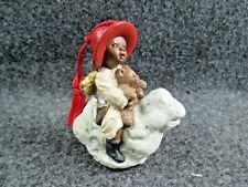 "All God'S Children By Miss Martha Originals Figurine ""Eric And Lightning"""