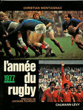 L'ANNÉE DU RUGBY - FRENCH RUGBY ANNUAL (no5) 1977