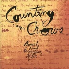 COUNTING CROWS August And Everything After CD BRAND NEW