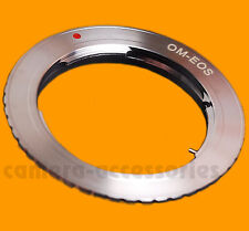 Olympus OM Lens to Canon EOS mount adapter ring for 450D 500D 550D 600D 1000D 7D