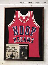 HOOP DREAMS (DVD, 2005) - Criterion - BRAND NEW - Basketball Documentary